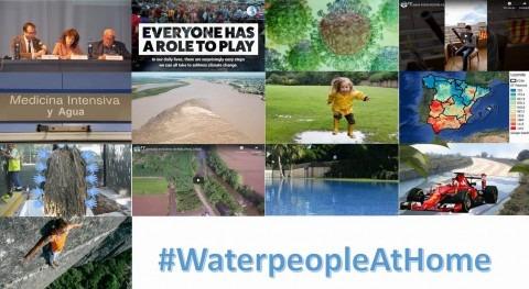 #WaterpeopleAtHome, #TheLastOne