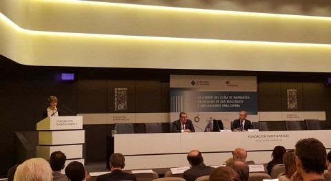 España impulsará Ley Cambio Climático través proceso abierto y participativo