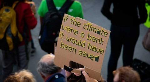 Bélgica se manifiesta cambio climático