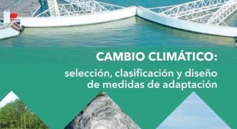 """Libro """"Cambio climático: selección, clasificación y diseño medidas adaptación"""""""