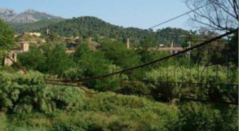 Luz verde al al proyecto camino fluvial Llobregat Olesa Montserrat
