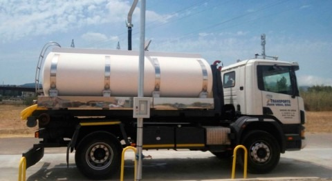 Puigpunyent, primer municipio beneficiario dispensador agua camiones Son Pacs