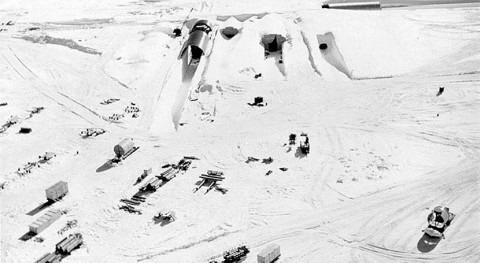 base americana Guerra Fría quedará al descubierto si Groenlandia sigue derritiéndose