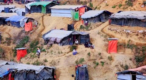 campamentos refugiados rohingyas se preparan inminente temporada monzones