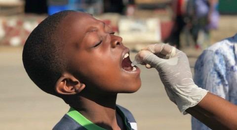 Se lanza mayor campaña vacunación cólera