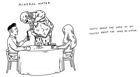 Campaña sobre la escasez de agua a consecuencia del cambio climático