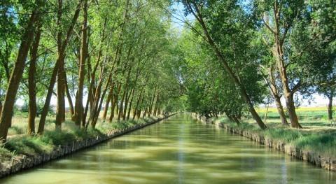 Licitados mantenimiento Canal Castilla Palencia, Burgos y Valladolid
