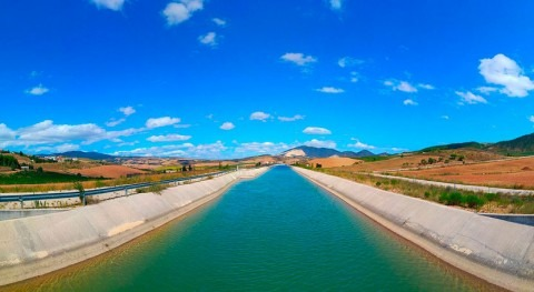 Gobierno navarro invierte 20,4 millones plan director abastecimiento agua alta