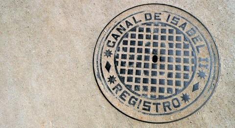 Cientos miles madrileños, agua rotura Sanchinarro