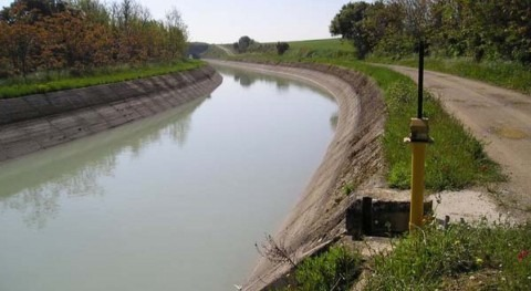 Licitado mantenimiento y conservación Canal Aragón y Cataluña, Almunia San Juan