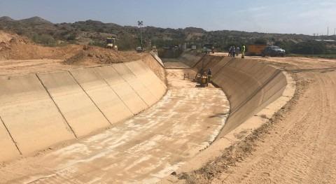 Adjudicado proyecto mantenimiento y conservación túneles Canal Aragón y Cataluña
