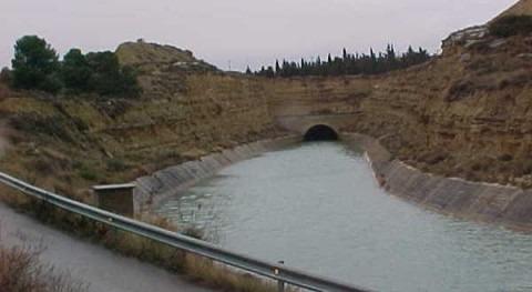 Confederación Ebro licita reparación revestimiento Canal Bardenas