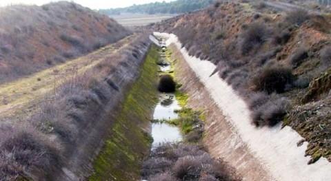 modernización canal Estremera ahorrará agua equivalente 4.800 piscinas olímpicas