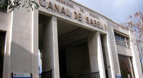 Canal Isabel II emprenderá acciones medidas impuestas Fiscalía colombiana