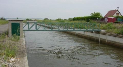 CHE adjudica mantenimiento Canal Lodosa, Navarra, Rioja y Zaragoza
