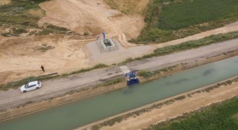 CHE adjudica proyectos mantenimiento y conservación Canales Cinca y Monegros