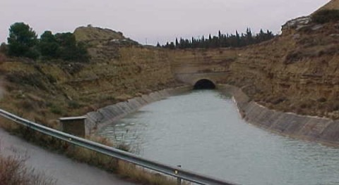 CHE adjudica tres actuaciones generales mantenimiento y conservación Canal Bardenas
