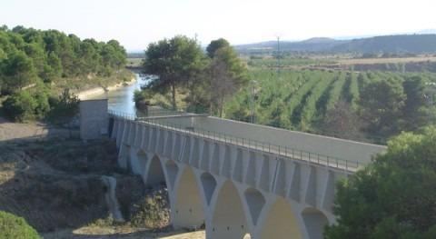 CHE adjudica actuación mantenimiento Canal Gállego Lupiñén, Huesca