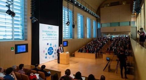 Canal Isabel II estudia escenarios futuro telelectura jornada técnica