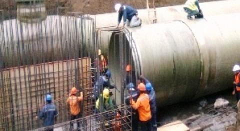 Avances proyecto Trasvase Daule – Vinces: Continúa excavación canal revestido