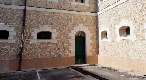 Finalizan obras canalizar agua lluvia cuartel Santiago Mahón