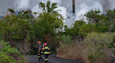 gases volcán Palma podrían estropear instalaciones básicas como depuradoras agua