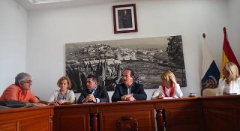 Gobierno canario creará Villa Firgas Museo Agua