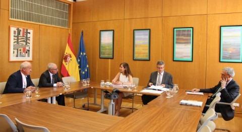 Turno Cantabria marco debate alcanzar Pacto Nacional Agua