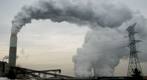 Carbon Pollution (Mike Fischer/CC)