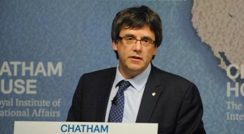 Fiscalía no ve delito actuación Puigdemont gestión hídrica Girona