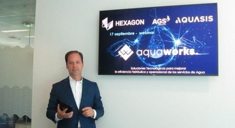 """""""AQUAWorks surge necesidad combinar procesos gestión operativa e hidráulica"""""""