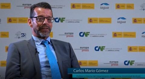 """Carlos Mario Gómez: """"Debemos redefenir objetivos estratégicos largo plazo agua"""""""