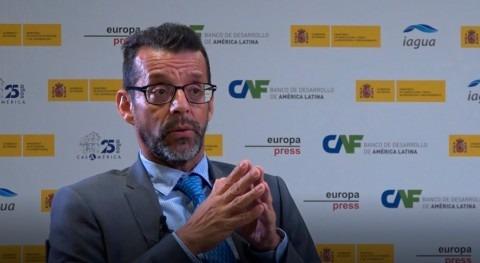 """C. M. Gómez: """" experiencia española es muy útil aportar nuevas soluciones Latinoamérica"""""""