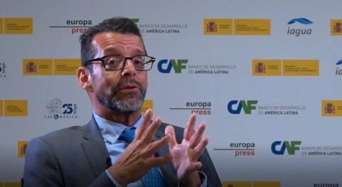 """Carlos Mario Gómez: """" América Latina hay mayor conciencia sociedad agua"""""""