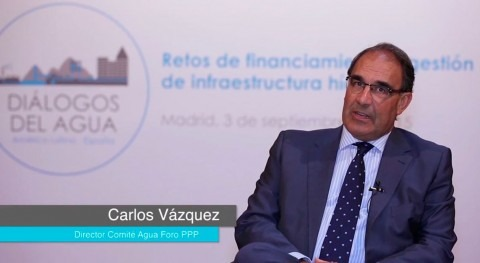 """"""" empresas españolas juegan papel muy importante gestión agua América Latina"""""""