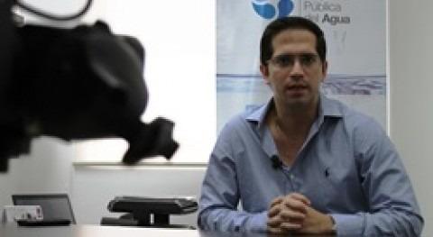 """Carlos Bernal: """"Estamos haciendo realidad proyectos hídricos que han sido relegados más 40 años"""""""