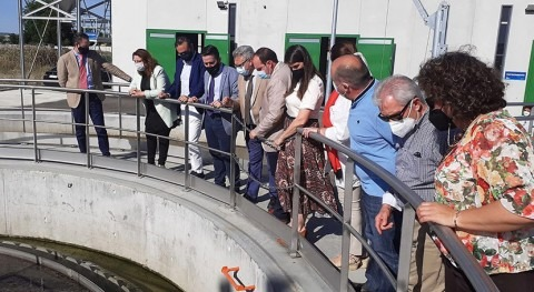 Junta Andalucía finaliza y entrega 14 infraestructuras depuración tan solo dos años