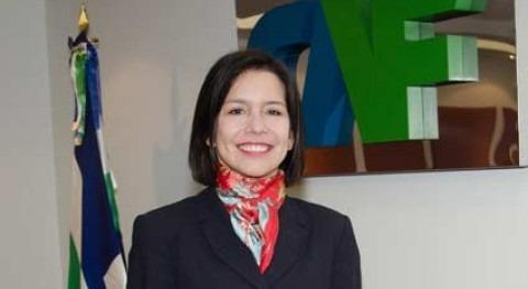 Carolina España, nueva directora representante de CAF en Colombia