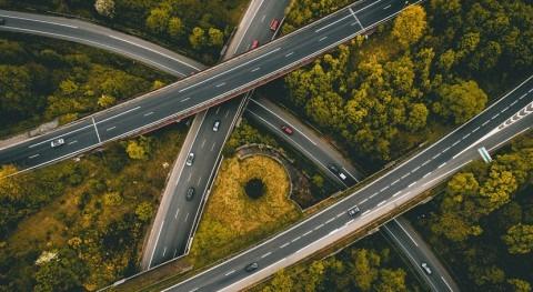 Climatología extrema: carreteras y vías tren también están peligro