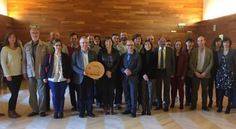 Guipuzkoa presidirá Comité seguimiento Carta gestión aguas compartidas