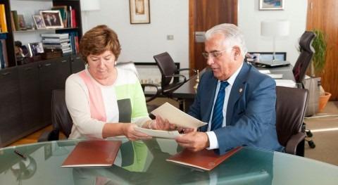 Convenio Cartagena y regantes mantenimiento caminos Trasvase