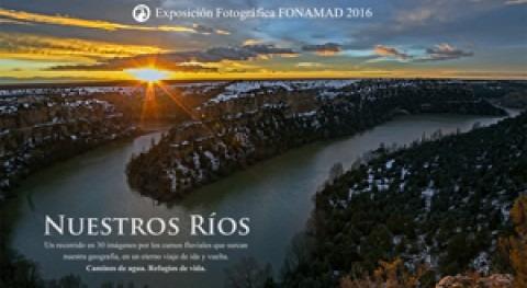 """Exposición fotográfica FONAMAD: """"Nuestros ríos"""""""