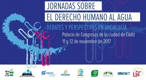 Jornadas Derecho Humano al Agua. Debates y perspectivas Andalucía
