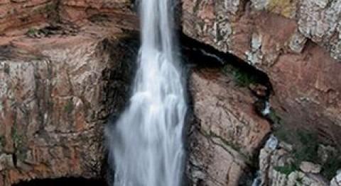 Cascada de Cimbarra.