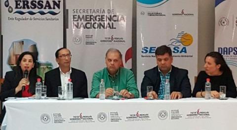 debate casos éxito gestión agua y saneamiento Paraguay