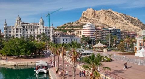 consumo agua potable bajó 7,9% pasado verano zonas costeras Alicante Sur