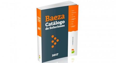 Baeza publica catálogo soluciones 2017 más 90.000 referencias clientes