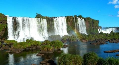 Imagen de las cataratas de Iguazú
