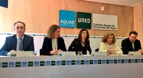 Cátedra Aquae convoca IV Edición premios al talento, innovación e investigación