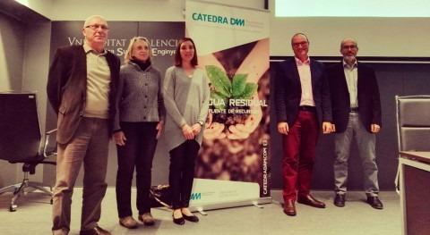 Cátedra DAM reúne expertos que apuestan enfoque global problemas agua